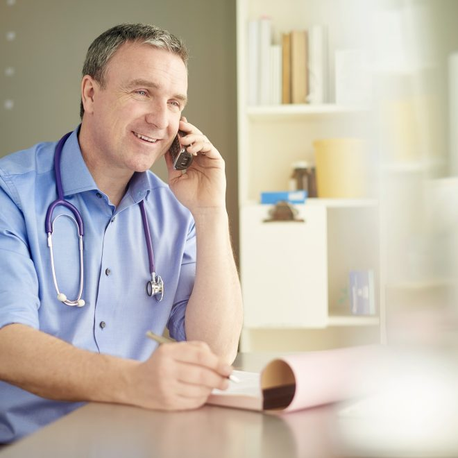 telecoms for healthcare sector